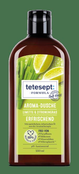 tetesept Formula Aroma-Dusche Limette & Zitronengras