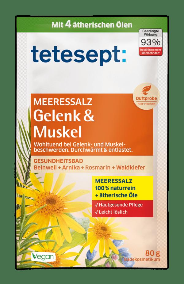 Meeressalz Gelenk & Muskel