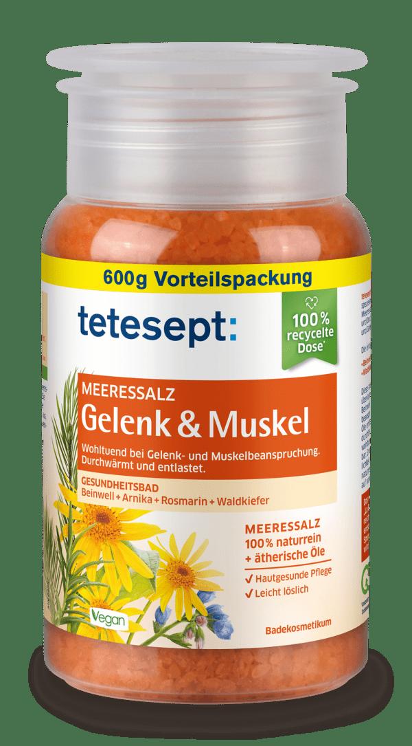 Meeressalz Gelenk & Muskel 600g