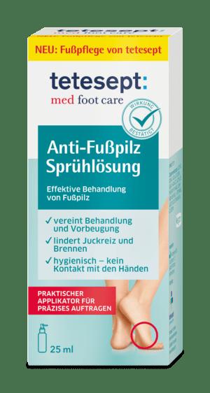 Anti-Fußpilz Sprühlösung