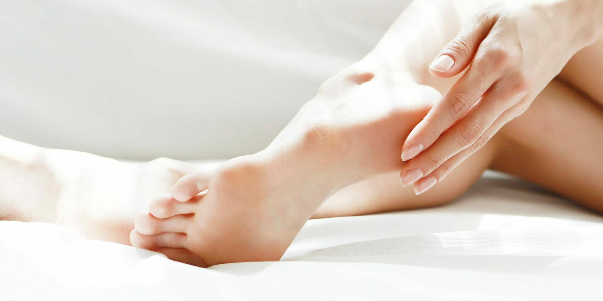 So wichtig ist Fußpflege