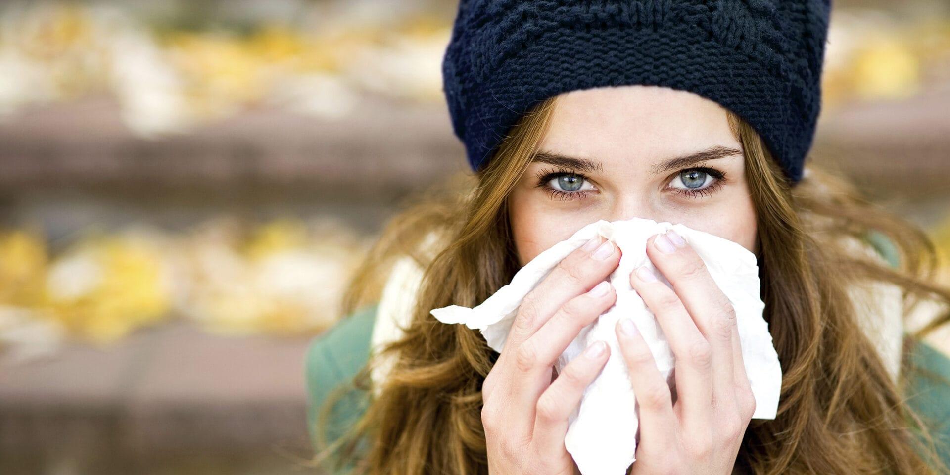 Was tun bei ersten Erkältungsanzeichen?